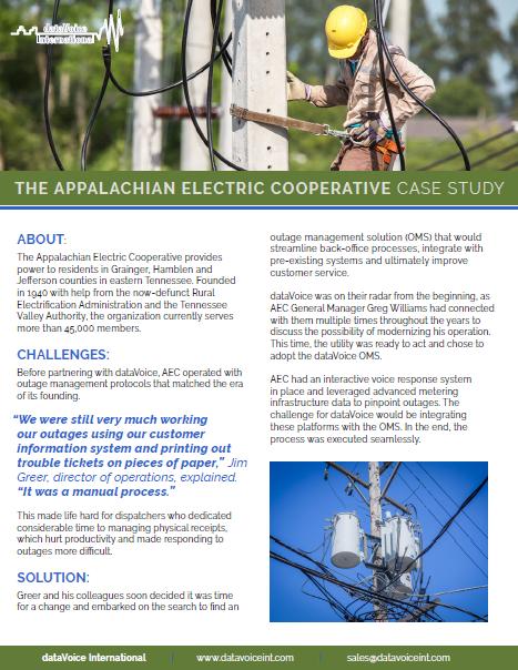 Appalachian Electric case-study