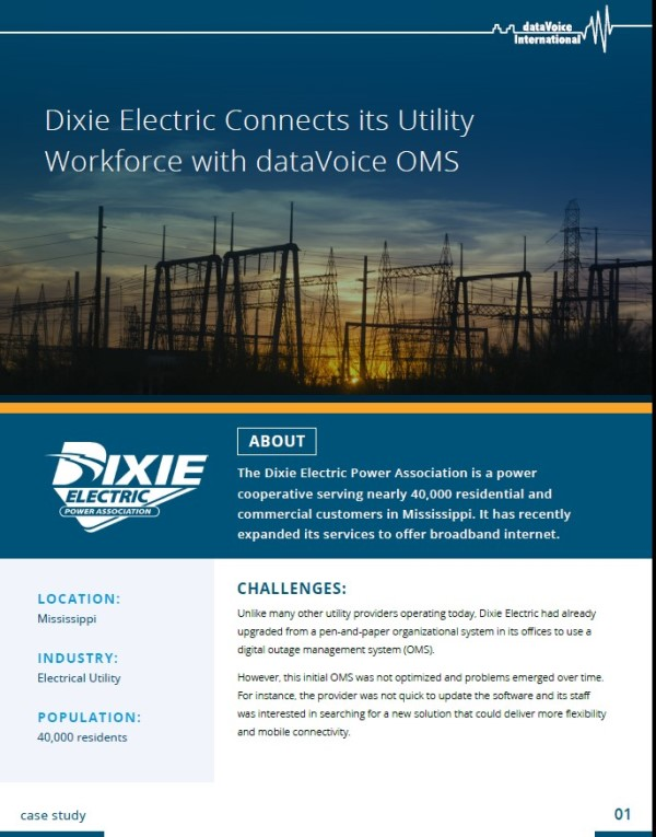 Dixie Electric case-study